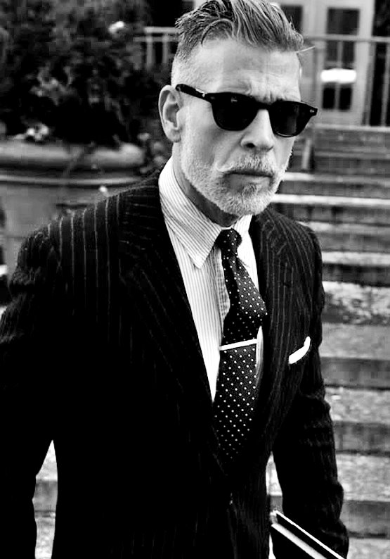 Nick Wooster Beard Hot Bearded Men