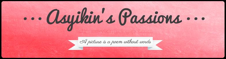 Asyikin's Passion