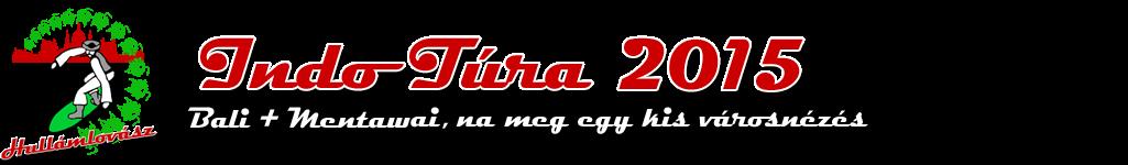 Hullámlovász Indo Túra 2015