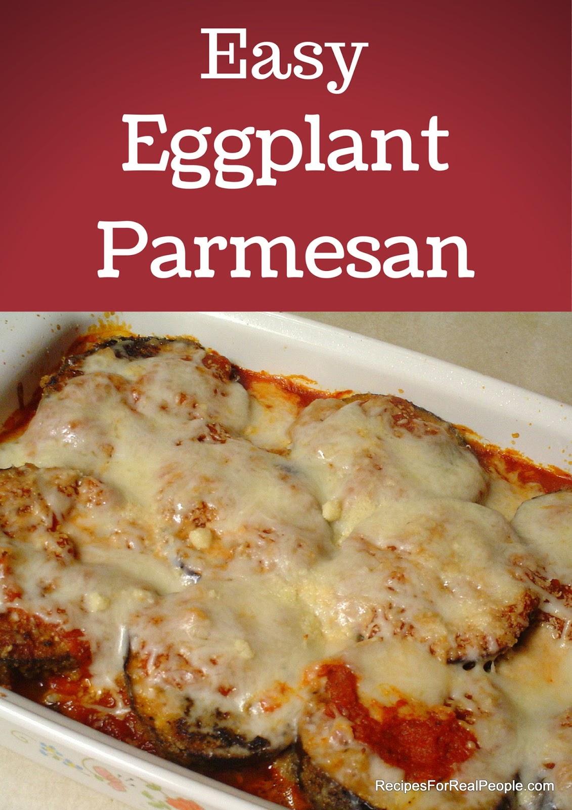 easy eggplant recipes - photo #34