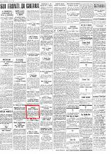 """""""ECO DI BERGAMO"""" 30 APRILE 1945"""