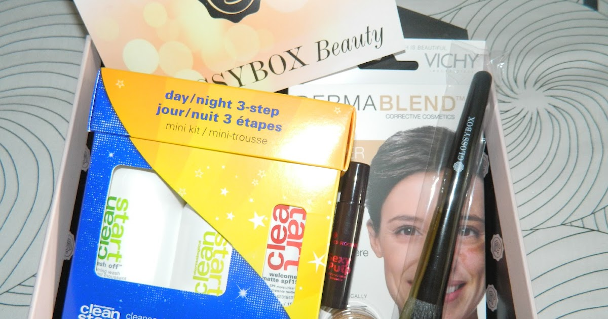 Glossybox June 2012! • Of Beauty And Nothingness By ...