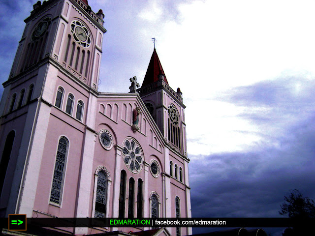 Baguio Cathedral | The Low-Degree Ambiance