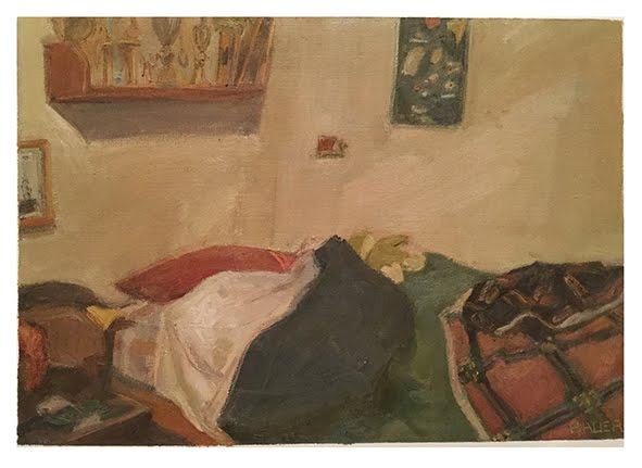 La cama de Dani
