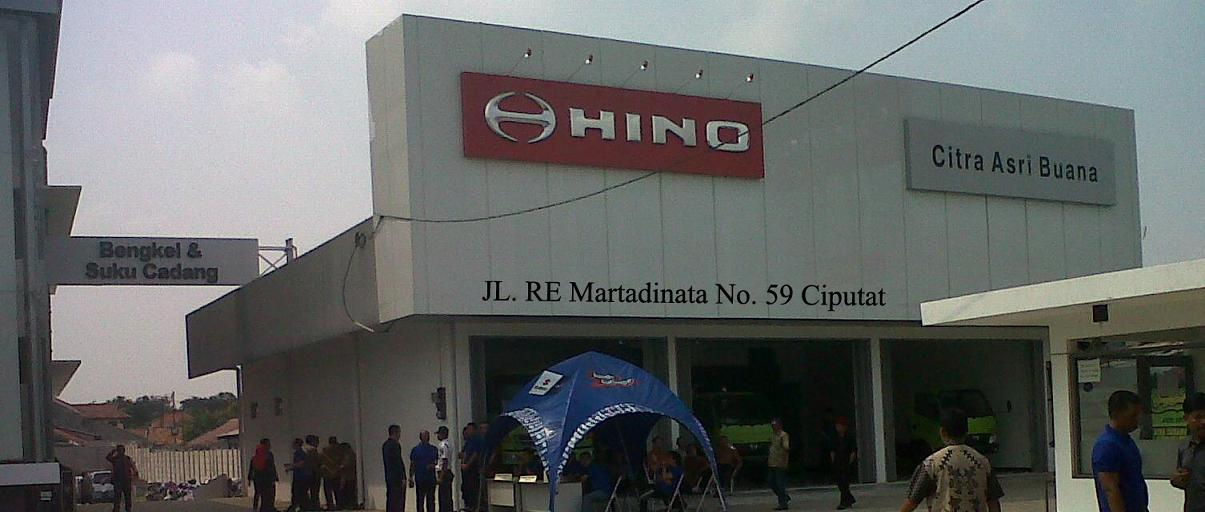 Sales Truck dan Bus - Hino Authorized Dealer
