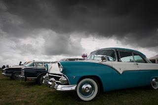 Classic car photographs