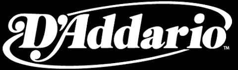All guitars fitted with D'Addario strings