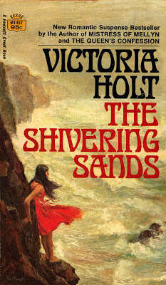 cover of The Shivering Sand by Victoria Holt