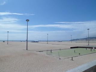Figueira da Foz beach, Portugal