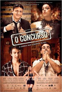 """Poster do filme """"O Concurso"""""""