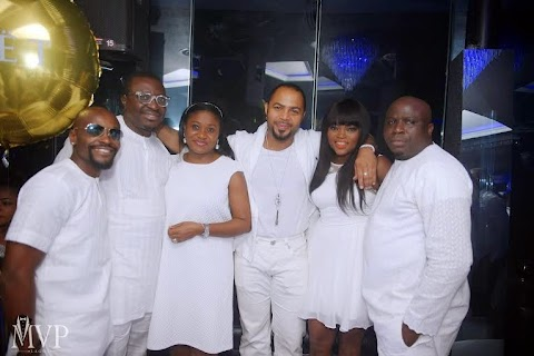 Photos from AY's MVP White Party