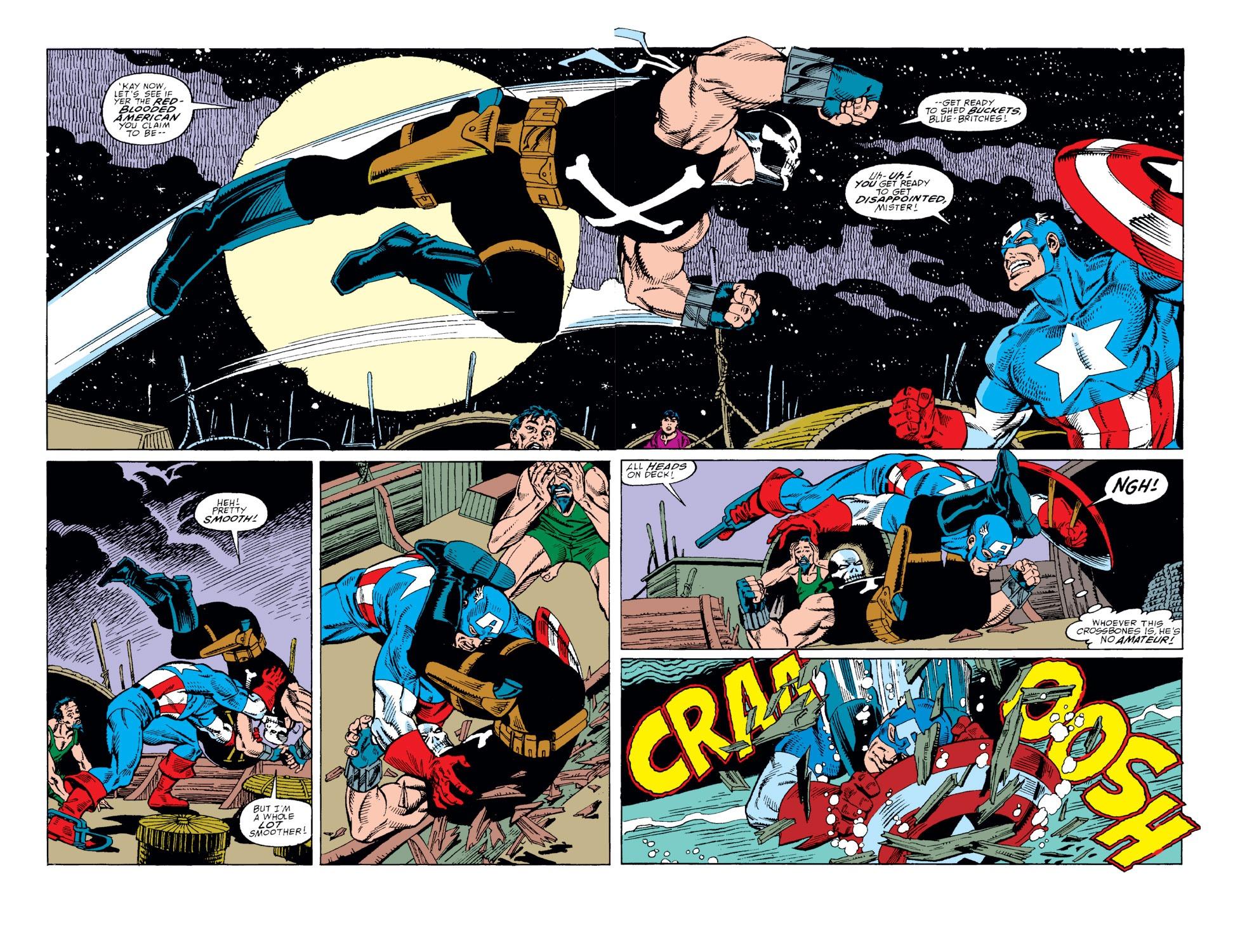 Captain America (1968) Issue #364 #297 - English 3