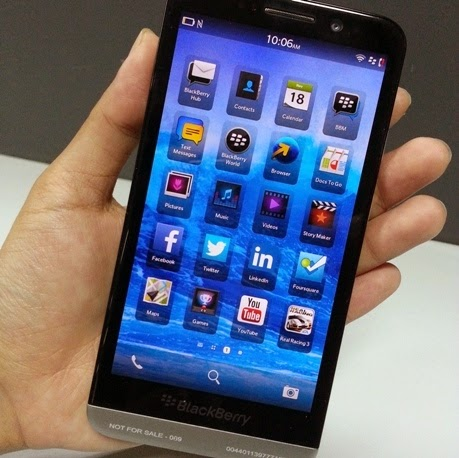 Tutup Tahun, BlackBerry Banting Harga