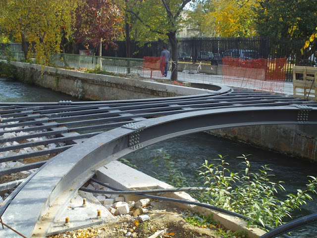 Νέου τύπου γέφυρες πεταλούδα