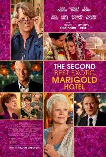 O Exótico Hotel Marigold 2 Dublado