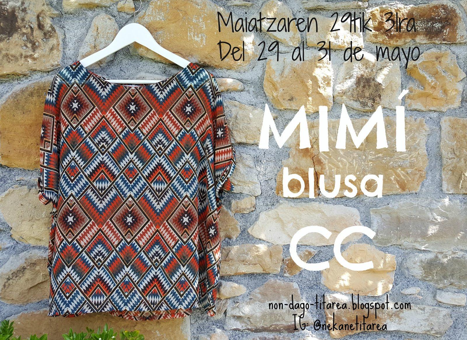 CC Camisa Mimi