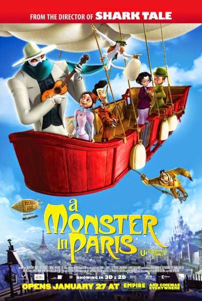 A Monster in Paris (2011) in 300MB
