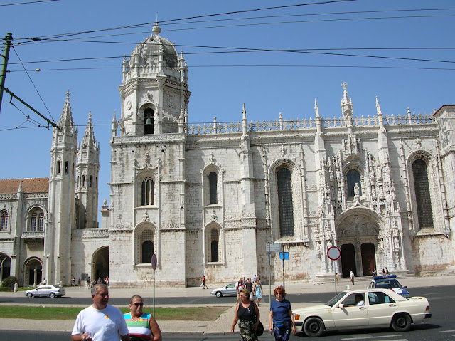 monastero dos Jerònimos de Belém
