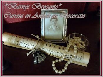 *Barnys Brocante Blog*