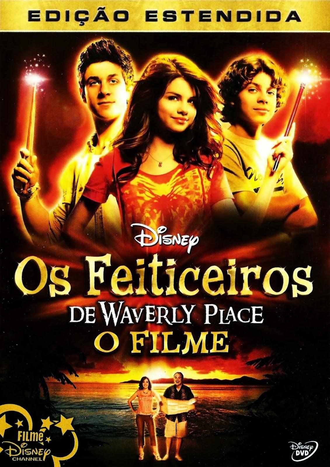 Os Feiticeiros de Waverly Place: O Filme – Dublado (2009)