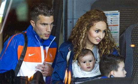 EURO 2012: Ramai pemain Islam rupanya