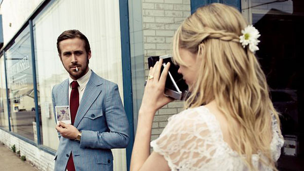 blue valentine wedding