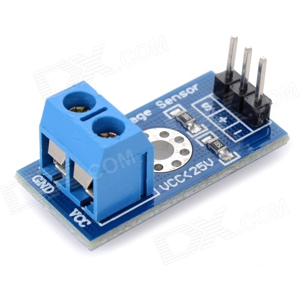 The answer is voltage measurements using arduino