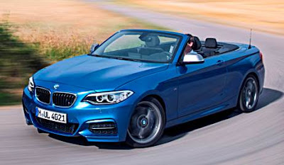 2016 BMW 2 series Convertible Adds xDrive to M235i, Ups Prices Across the Board