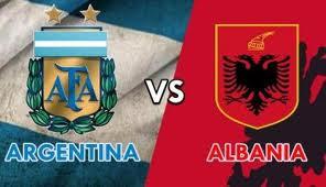 argentina vs albania