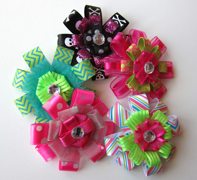 make cheer hair bow, cheerleading hair bow ideas,