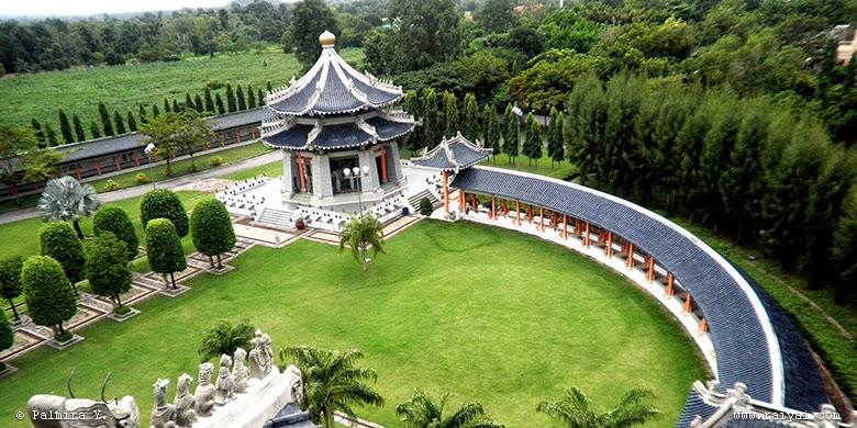 حديقة الملوك الثلاثة ثري كينجدومز الترفيهية