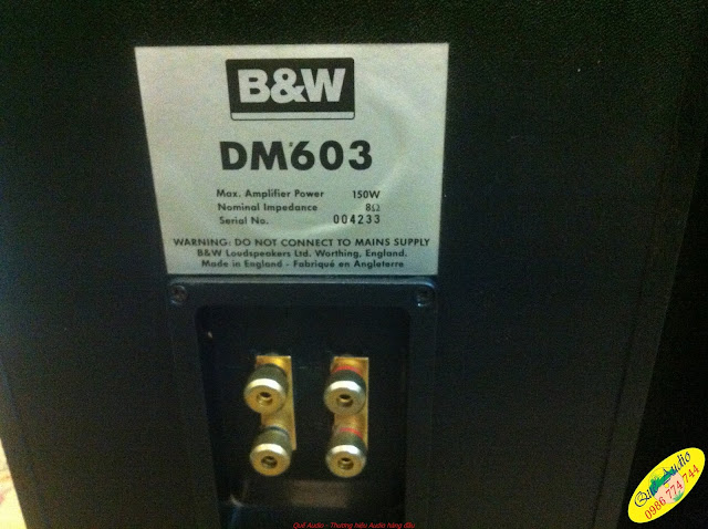 Loa BW - DM603 - Made in England