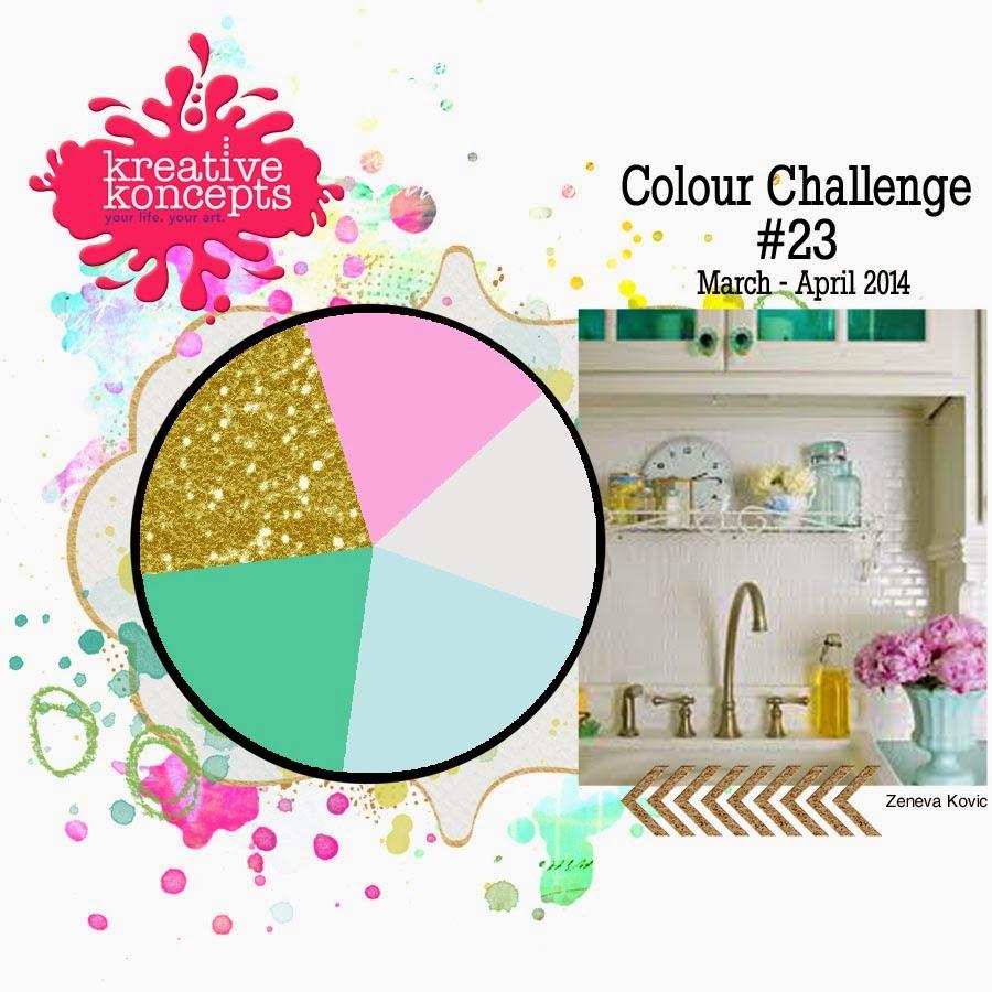 Colour Challenge #23