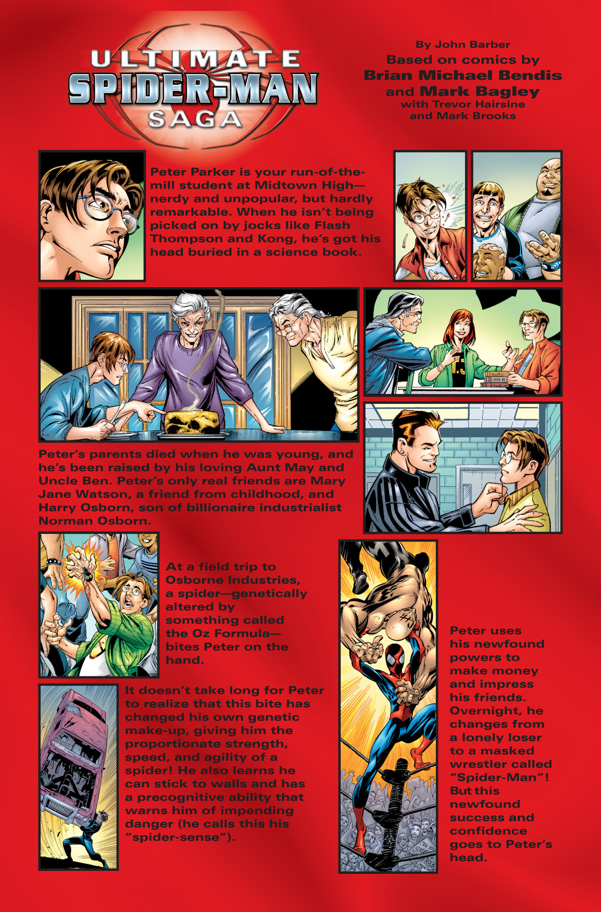 Ultimate Spider-Man (2000) Issue #100 #104 - English 38