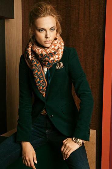 bufandas mujer