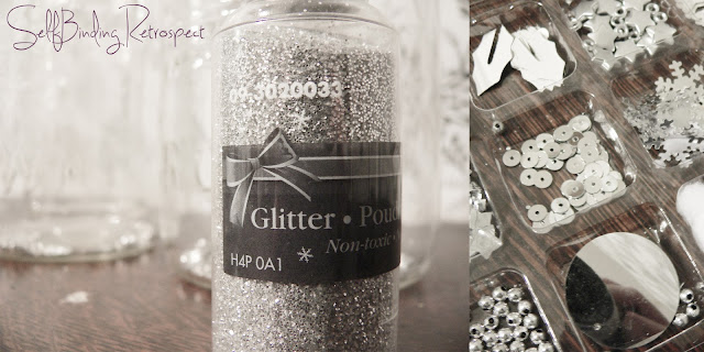 mason jar craft, mason jar, maon jar christmas trees, mason jar christmas, christmas craft, glitter