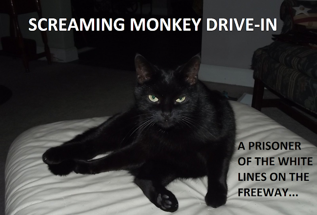 Screaming Monkey Drive In
