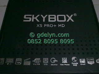 jual receiver parabola,Skybox X5 Pro plus Hd IPTV
