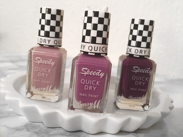Barry M: Speedy Quick Nail Paints