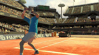 Download Game Virtua Tennis 3 for PC (RIP)