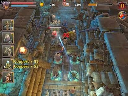 Dungeon Crisis Apk v1.11 Mod [Unlimited Copper e Gold]
