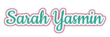 sarahyasmin.com | Parenting | Lifestyle | Beauty