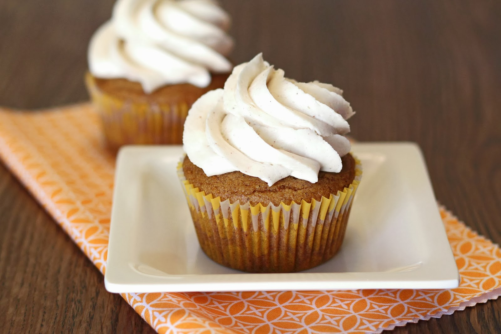 ... Bakes Gluten Free Treats: gluten free vegan pumpkin spice cupcakes
