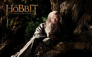 Gandalf The Grey The Hobbit An Unexpected Journey HD Wallpaper