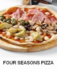 FOUR-SEASONS PIZZA