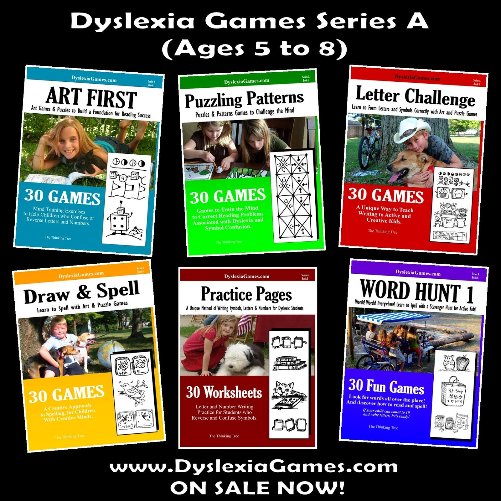 Dyslexia Games