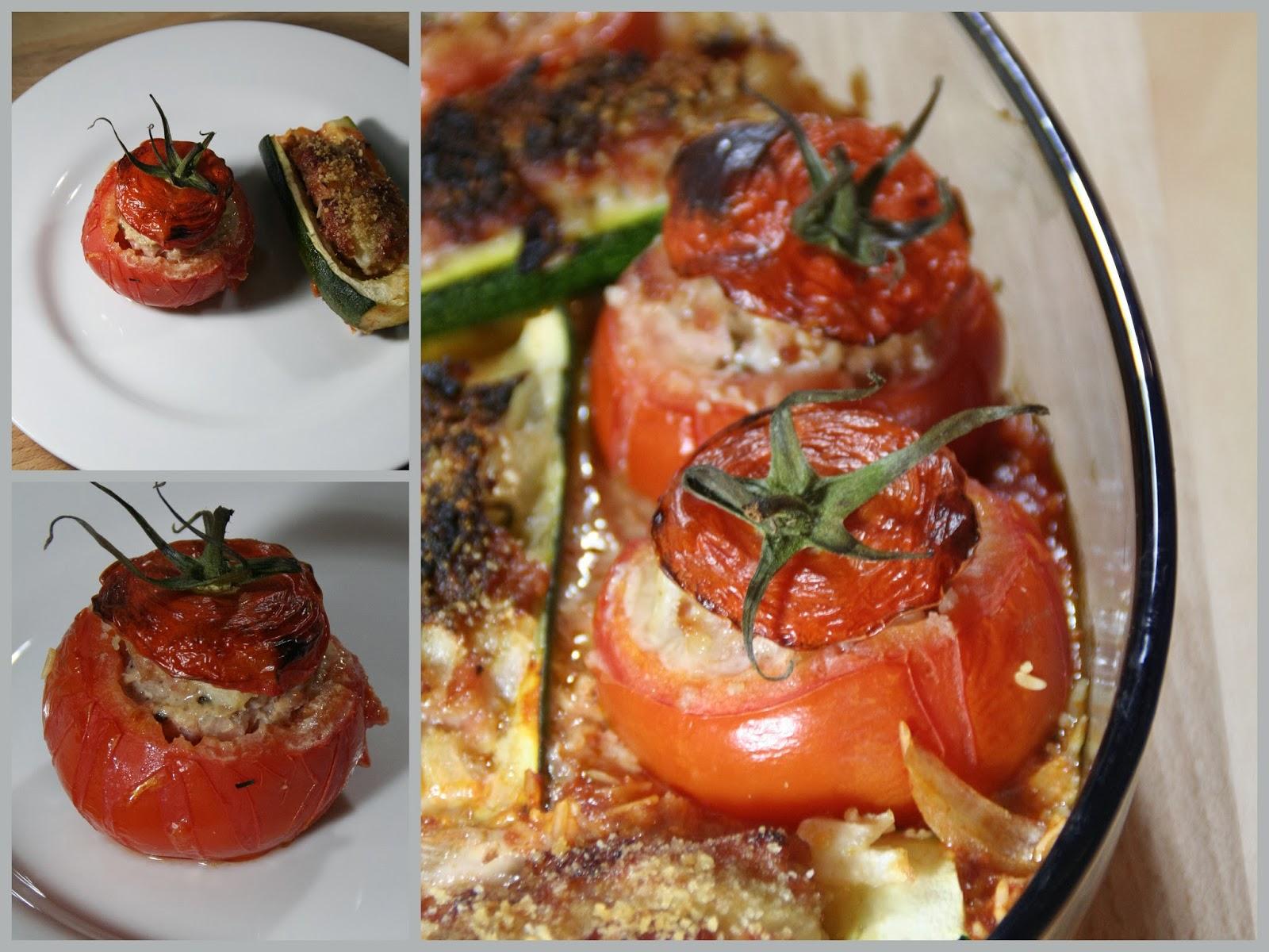 Et charlotte d couvrit la cuisine les petits farcis - Comment utiliser le romarin en cuisine ...