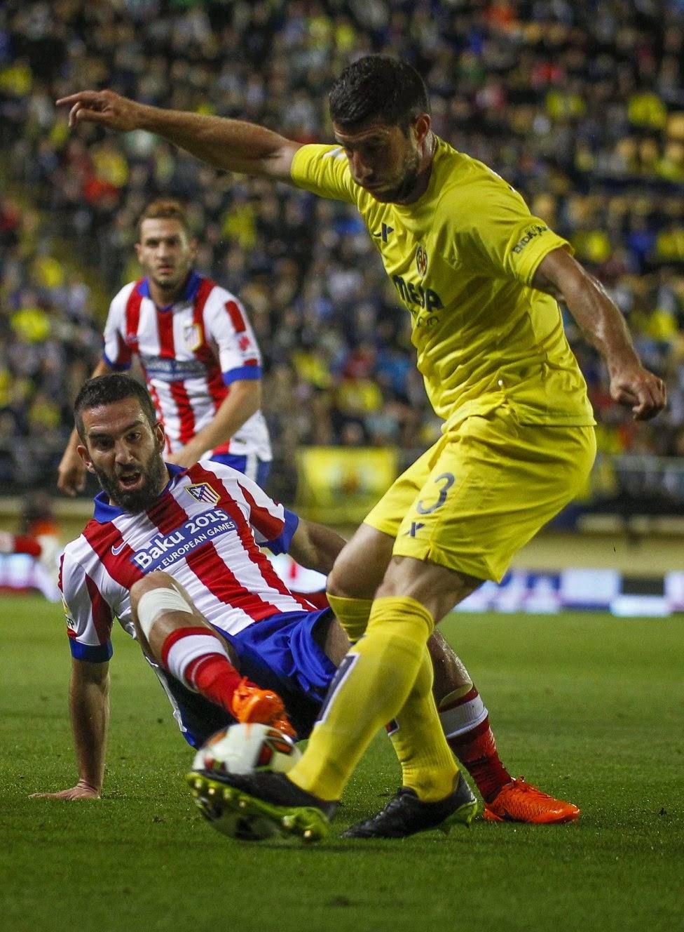 Liga Spain Soccer 2015