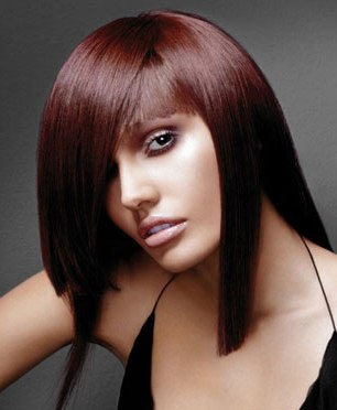 Auburn Hair Color Tips of 2012