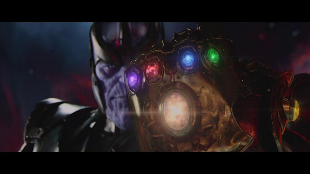 Foto en alta resolución de Thanos en 'Avengers: Infinity War'